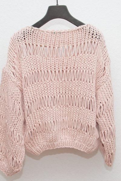 Dropstitch Big Sweater-0