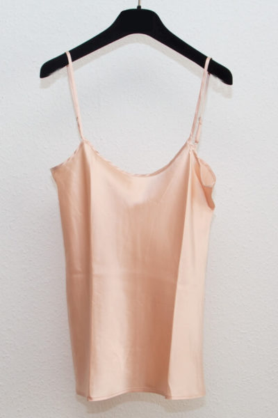 Dydine Strap Top - Silk-0